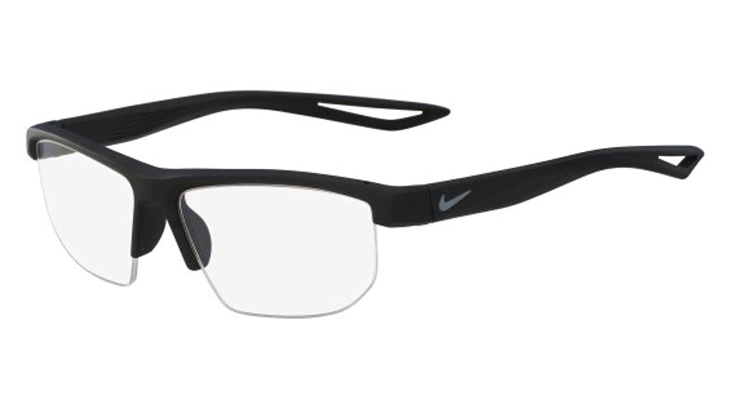 Amazon.com: Eyeglasses NIKE 5001 001 MATTE BLACK: Sports & Outdoors