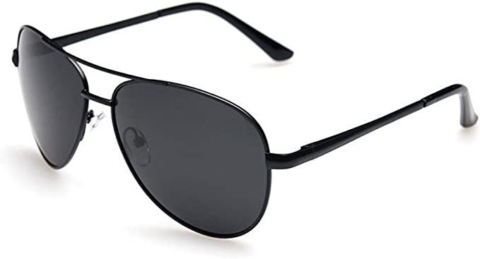 Polarized Classic Aviator Plastic Sunglasses
