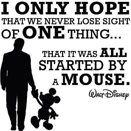Amazon Walt Disney Quotes Zolto Poster Paper Print 12 X 18