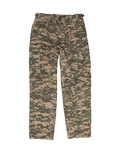 Mil-Tec at-Digital Camo Ranger BDU Field Pants (Medium)