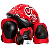 BLT Kamachi PE-44 Protection Equipment Set For Skating/Cycling (4 In 1)