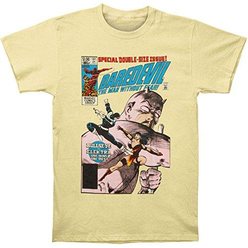 Marvel+Comics+Retro+Shirt Products : Mens Marvel Comics Daredevil T Shirt Yellow
