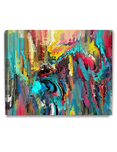 DecorArts Abstract Acrylic painting texture