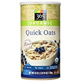 365 Everyday Value Organic Quick Oats, 42 oz