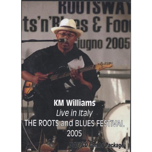 (Live in Italy (Dvd/Cd) -- Roots and Blues Festival)