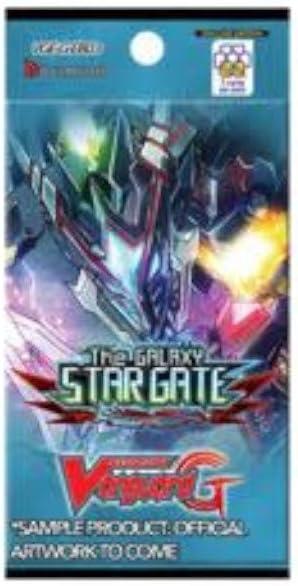 Cardfight Vanguard Vge g eb03 Le Galaxy Star Gate Booster