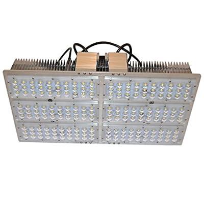 Zesol 360w LED Tunnel Light 90 Degree Outdoor LED Flood Light Waterproof Ip65 Street Light Natural White 4300k