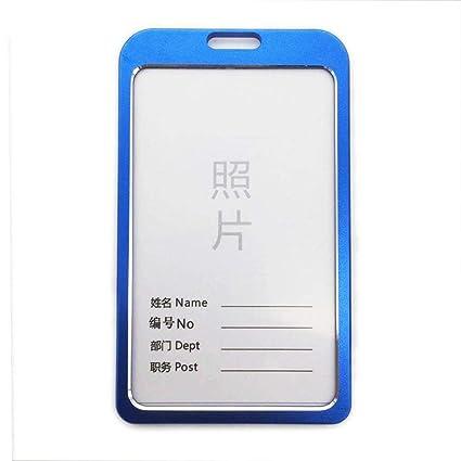 Cordón de aluminio para tarjetas de identificación, 2 ...