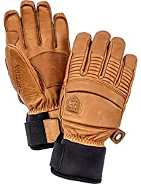 Fall Line Leather Short Ski, Ride and Park Glove