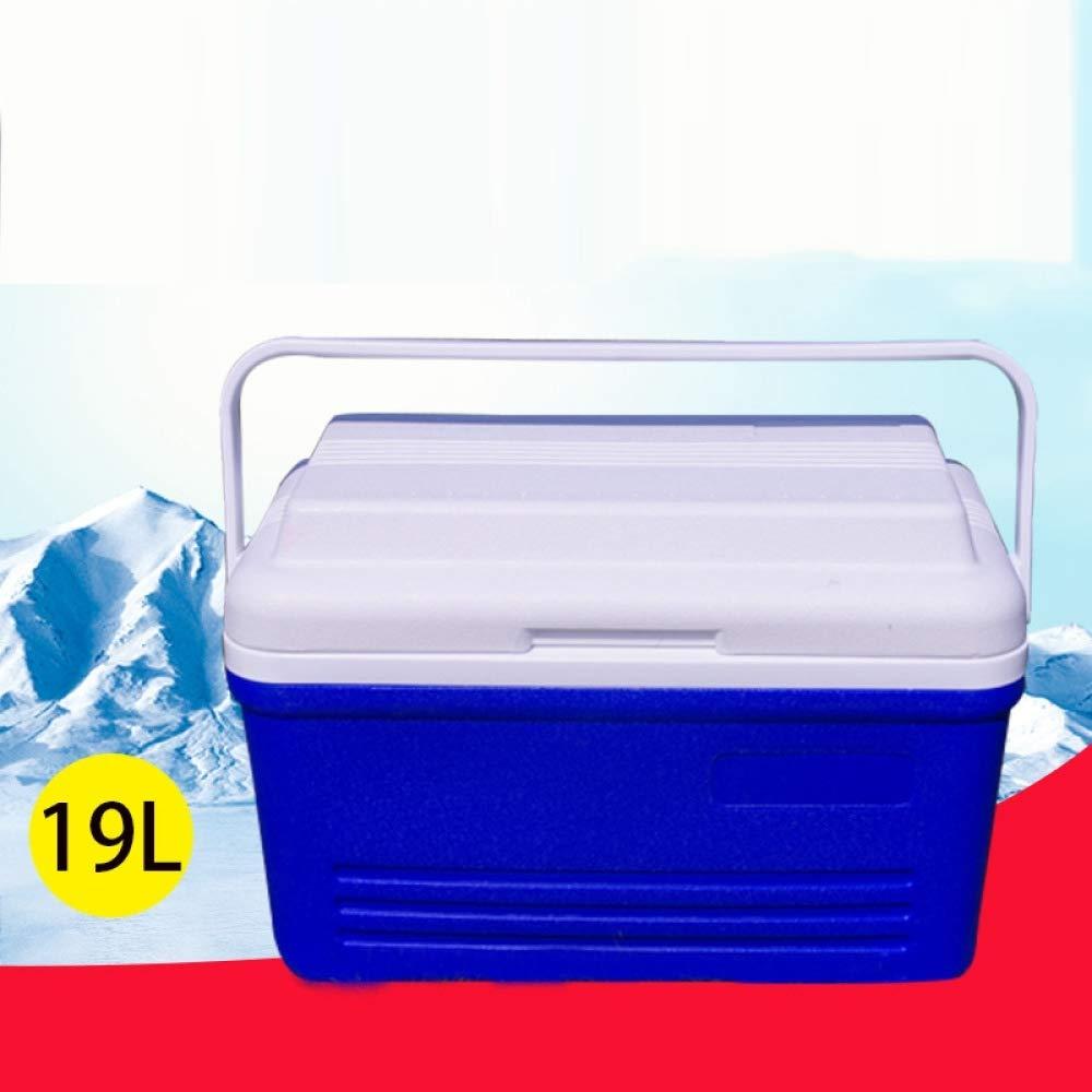 Ambiguity Kühlboxen,33L Isolierung Box Tour Auto Kühlschrank