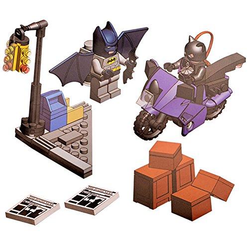 Building Blocks-ATOROR Batman Minifigures Batman Building Blocks