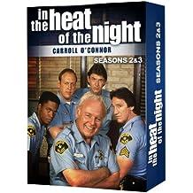 In The Heat of the Night Season 2 (Volume 1) and Season 3