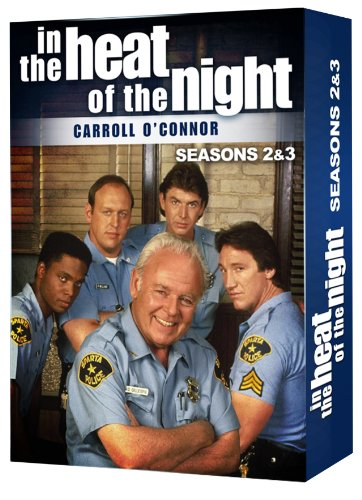 dvd heat of the night - 6