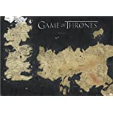 Amazon Price History for:Game of Thrones Map of Weste Wall Poster