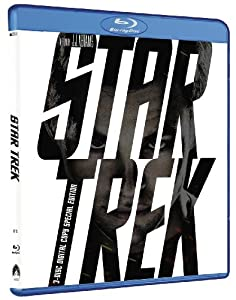 Cover Image for 'Star Trek (Three-Disc + Digital Copy)'