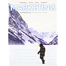 Marketing: An Introduction, Fourth Canadian Edition with MyMarketingLab, 4/E