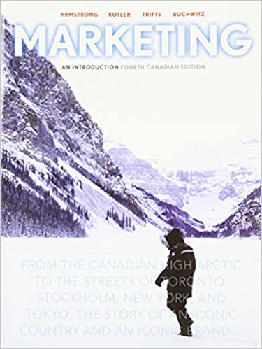 Amazon Com Marketing An Introduction Fourth Canadian Edition With Mymarketinglab 4th Edition 9780132573658 Armstrong Gary Kotler Philip Trifts Valerie Buchwitz Lilly Anne Books