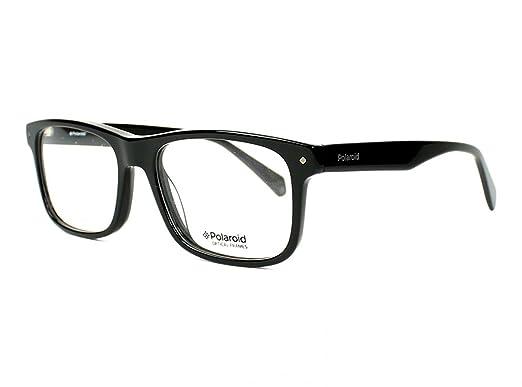 0a7667bbdac Eyeglasses Polaroid Core Pld D 316 0807 Black at Amazon Men s ...