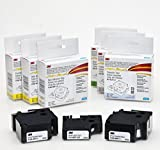 3M Portable Labeler Refill Cartridge PLV-YEL-3/4