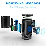 Bluetooth-Speakers-Wireless-V40-with-True-360-Surround-SoundStrong-30W-Bass-with-SubwooferMOKCAO-SoundBoom-Portable-Sound-with-Water-Resistant-IPX4Built-in-Batteryfor-homePartyTablets-