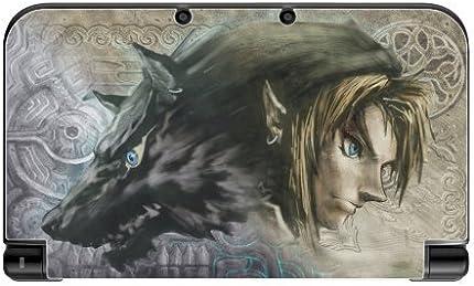 Twilight Link New 3DS XL 2015 Vinyl Decal Sticker Skin by Demon Decal