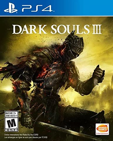 Namco Bandai Games Dark Souls III Básico PlayStation 4 vídeo ...