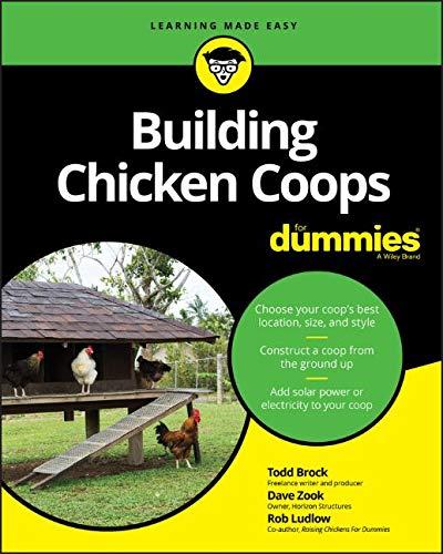 Pdf Home Building Chicken Coops For Dummies