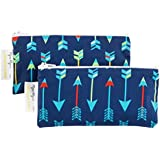 Itzy Ritzy Mini Reusable Snack and Everything Bag, Bold Arrows