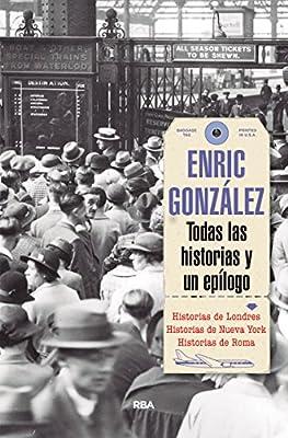 Todas las historias y un epílogo (OTROS NO FICCIÓN): Amazon.es ...