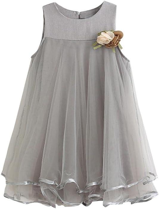 9e101095b6e6 Amazon.com  Boomboom Baby Girls Summer Dress