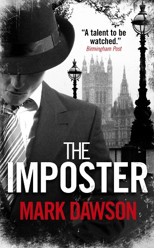 The Imposter (Soho Noir Thrillers, - Series Soho