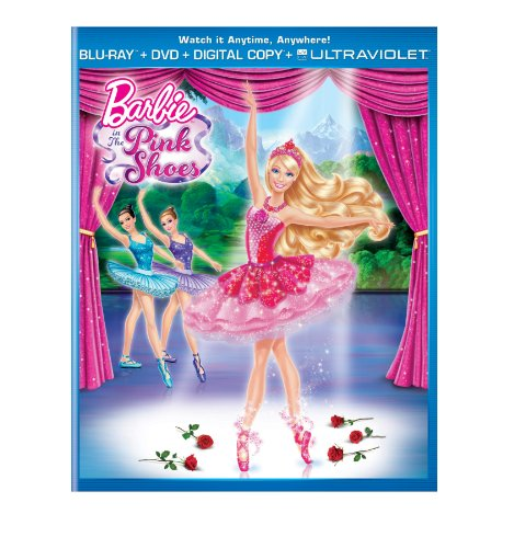 Barbie in The Pink Shoes [Blu-ray] - Busy Shoe