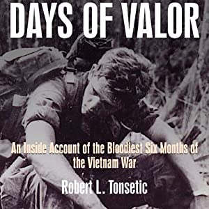 Days of Valor Audiobook