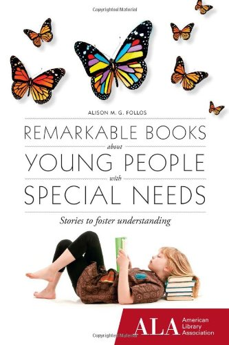 Remarkable books about young people with special needs  image cover
