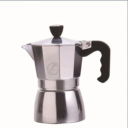 xuexin aluminio Cafetera italiana macetas de café cafetera estilo ...