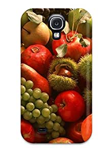 LTBmtfH4217dHSHF Anti-scratch Case Cover ZippyDoritEduard Protective Fruit Case For Galaxy S4
