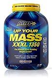 MHP UYM XXXL 1350 Mass Building Weight Gainer, Muscle Mass Gains, w/50g Protein