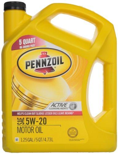 5w20 motor oil 5 quart - 6
