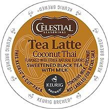 Celestial Seasonings Coconut Thai Tea Latte, 88 Count