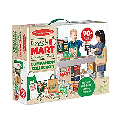 Melissa & Doug Grocery Store Companion Collection: Toys & Games