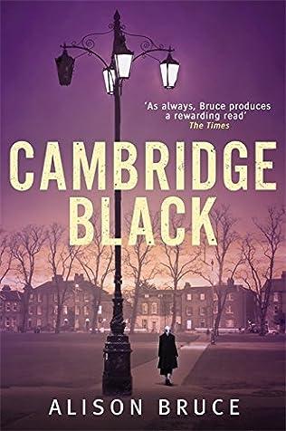 book cover of Cambridge Black