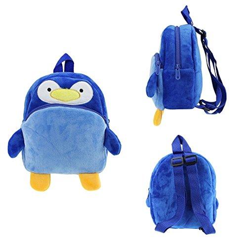 Little Girls Lightweight Backpack Schoolbag Age