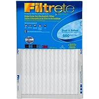 3M Filtrete Air Filter, MPR 600, 16 x 25 x 1, 1-pack