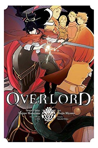 Overlord, Vol. 2 - manga (Overlord Manga) [Kugane Maruyama - Satoshi Oshio] (Tapa Blanda)
