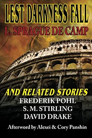 book cover of Lest Darkness Fall & Related Stories