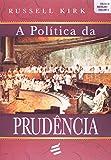 capa de A Política da Prudência