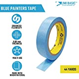 Blue Painters Tape Washi Paper - Assorted Size