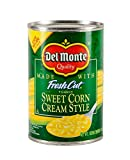 Kyпить Del Monte Fresh Cut Sweet Corn Cream Style, 14.75 Oz на Amazon.com