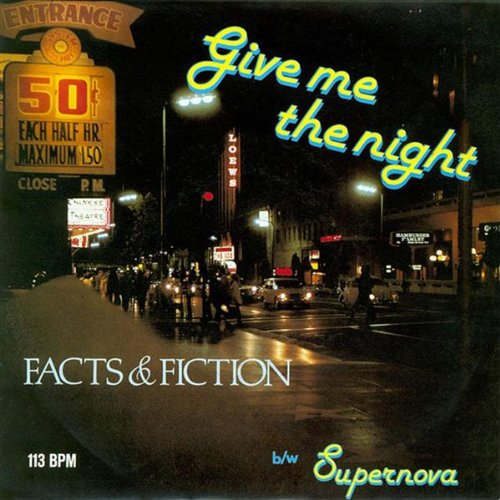 Download Fun Some Nights Mp3: Amazon.com: Give Me The Night (Maxi-Version): Facts