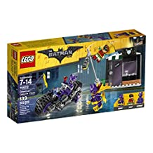 LEGO Batman Movie Catwoman™ Catcycle Chase - 70902